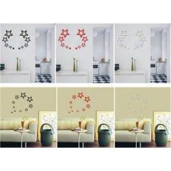 Gwiazdki dekoracyjne 3D