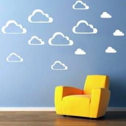 Chmury dekoracyjne 3D