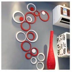 Koła dekoracyjne 3D